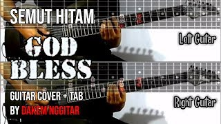 God Bless - Semut Hitam (Guitar Cover) Tab Version