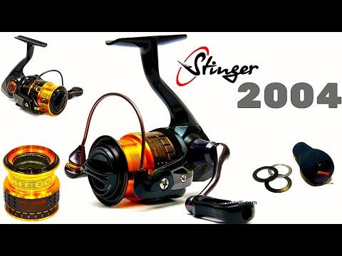 Катушка Stinger Innova Ultralight 2004, год спустя