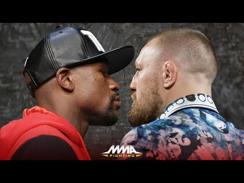Floyd Mayweather vs. Conor McGregor Media Conference Call