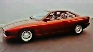 BMW 8 Series 850i V12 (Dealership Training Video '89) Part 1