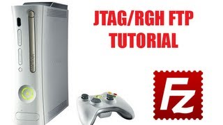 How to FTP to a JTAG/RGH System  [Tutorial]