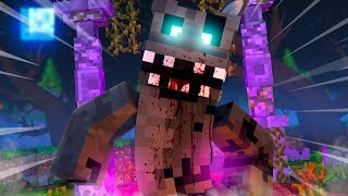Twisted Wolf Moves Into Funtime Freddy's New Location! Minecraft FNAF Roleplay