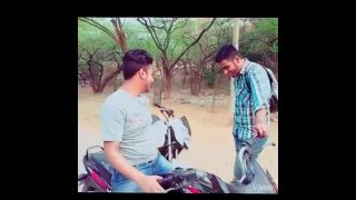 abe chain nahi hai kya  dilli ki chiraand funny video 2016