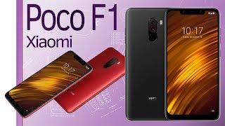 Инфо. Pocophone F1 игровой флагман для народа от Xiaomi.