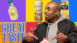 The Best Juice ft. Khleo Thomas   Great Taste