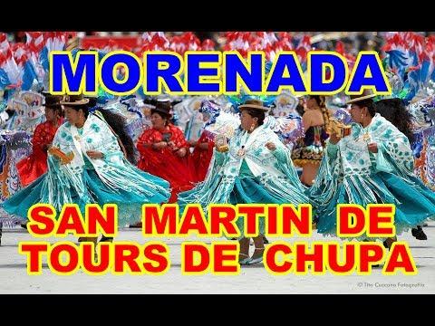 SAN MARTÍN DE TOURS CHUPA PRESENTACIÓN DE MORENADA 26/11/2017