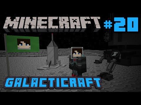 Minecraft 1.6 FTB: Galacticraft - S2E20 - Oil and Fuel