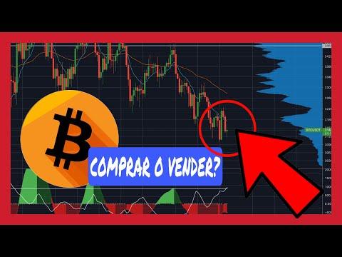 BITCOIN COMPRAR O VENDER? EN VIVO!  /𝗩740