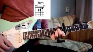 Mac Demarco - Finally Alone Guitar Lesson