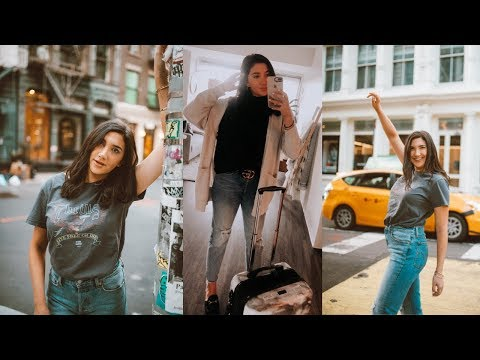 VLOG: days in NYC + at home! (hauls, hotel tour + more)