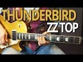 watch he video of Andy's Lab - Thunderbird by ZZ Top