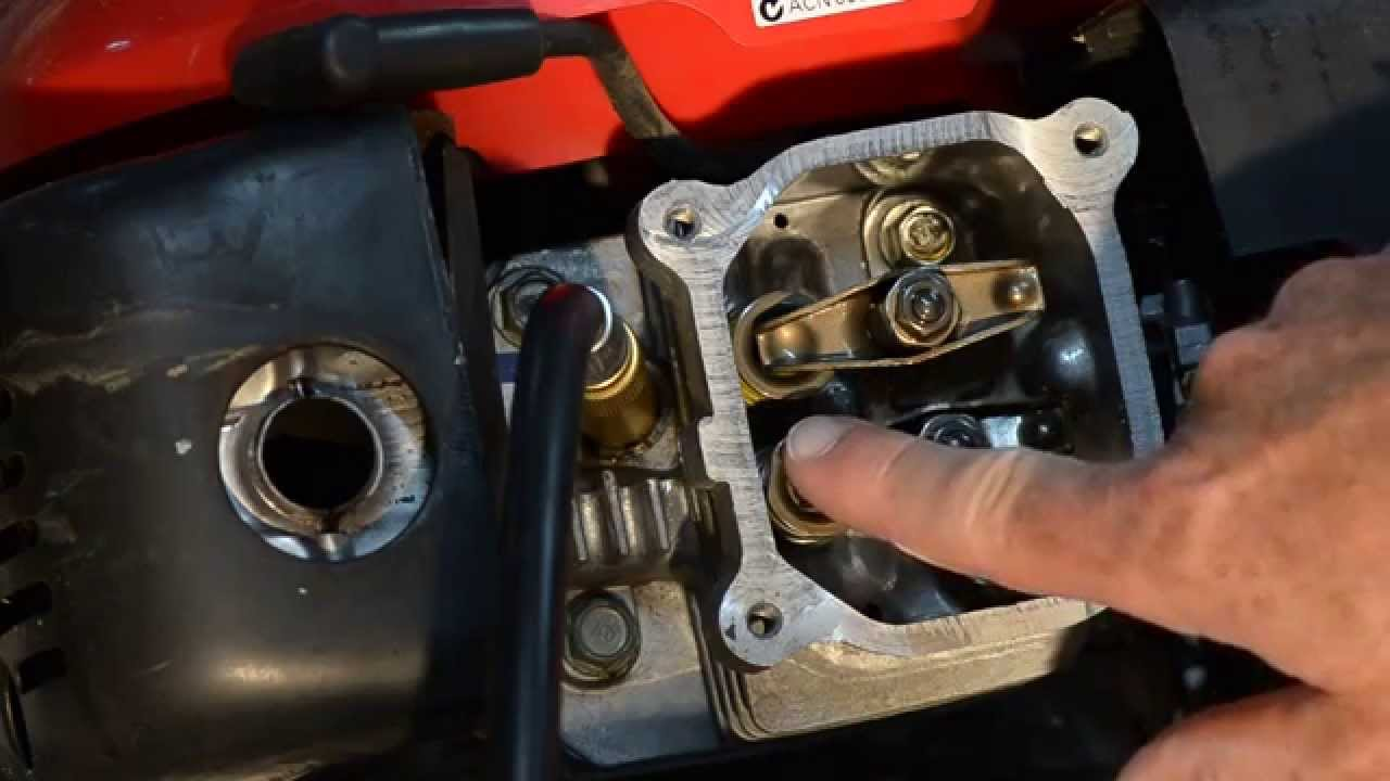 Honda Lawnmower Compression Test GXV120 GXV140 GXV160 ...