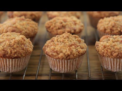 Apple Crumble Muffins Recipe
