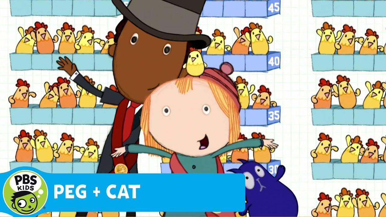 Peg Plus Cat Videos Full Episodes