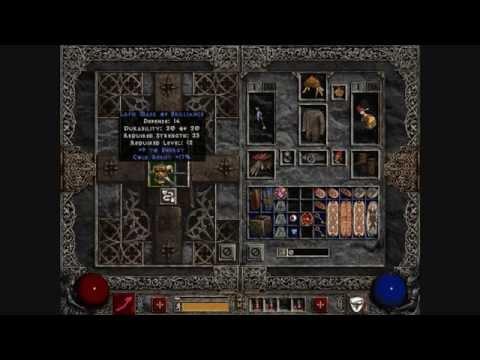 Diablo  Zealot Build Single Player