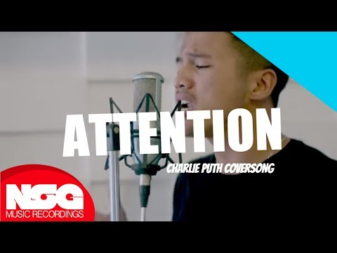 Ubay - Attention (Charlie Puth Cover)