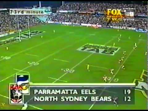 Parramatta Eels Vs North Sydney (Final)