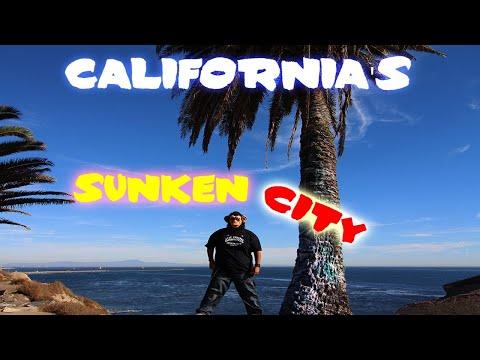 Exploring the Sunken City of San Pedro California