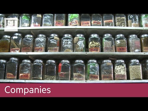 Modernising Chinese medicine | Companies