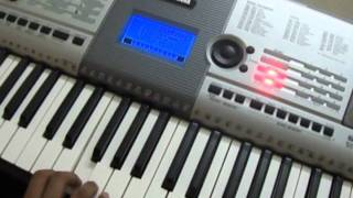 Play in Keyboard - Tamil - Vaagai Sooda Vaa - Sara Sara Song