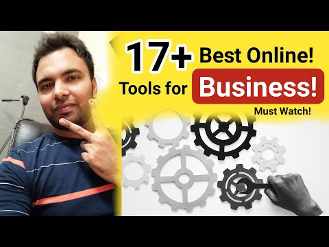17+ Best Online Tools I Use For My Business!