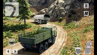 Army Truck Driver Off Road (By Hill climb) Android Gameplay HD