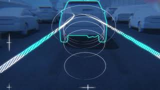 How does Toyota Lane Tracing Assist work?