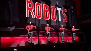Kraftwerk.The Robots.Amsterdam Paradiso 2015