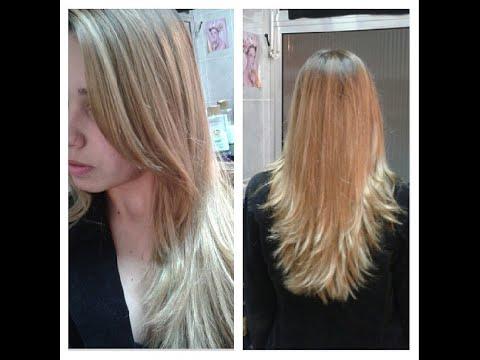 Corte repicado como cortar o cabelo e franja sozinha amanda