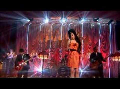 amy winehouse - take the box live BBC
