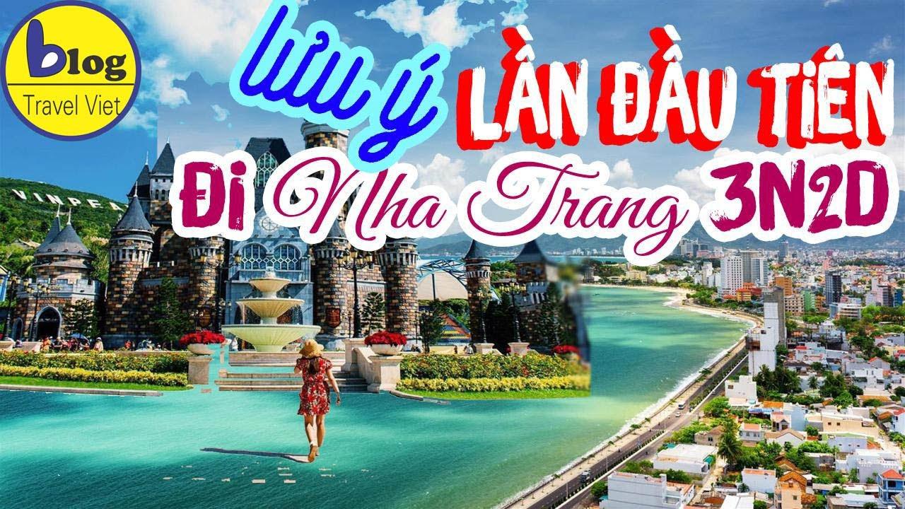 Hướng dẫn đi tour Nha Trang 3 ngày 2 đêm chỉ với 3 triệu đồng
