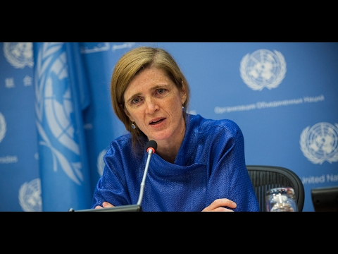 Samantha Power interview (2002)