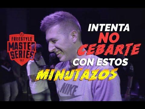 MINUTAZOS QUE ESTALLARON LA FMS ESPAÑA🇪🇸| INTENTA NO