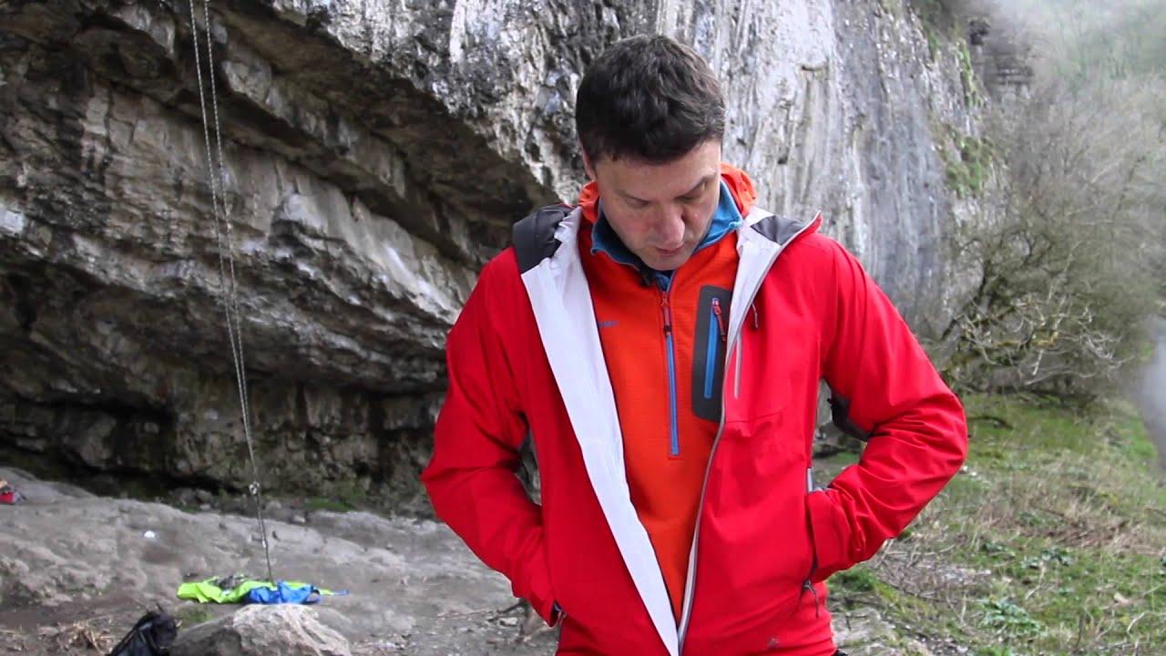 Mammut Kento Waterproof Jacket Review - YouTube