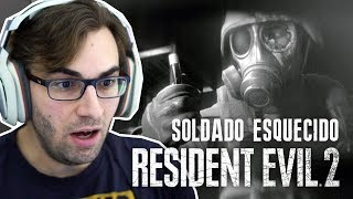 RESIDENT EVIL 2 REMAKE - O Soldado Esquecido! | The Ghost Survivors DLC