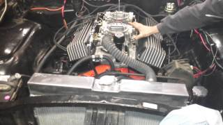 1963 impala ss 409 w/comp cams thumper cam