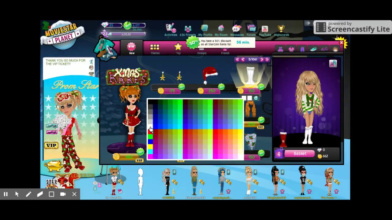Moviestarplanet Fame Fortune And Friends Youtube