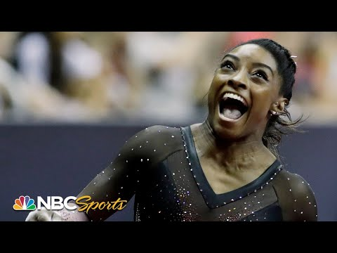 Simone Biles: The GOAT claims her 6th national championship | NBC Sports