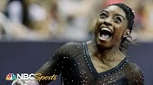 Simone Biles: The GOAT claims her 6th national championshipNBC Sports