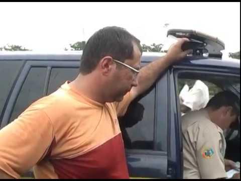 QUATRO MORTOS EM ACIDENTE NA BR 060