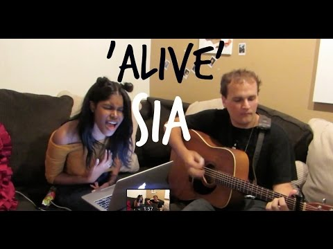 Sia - Alive (Diamond White cover)