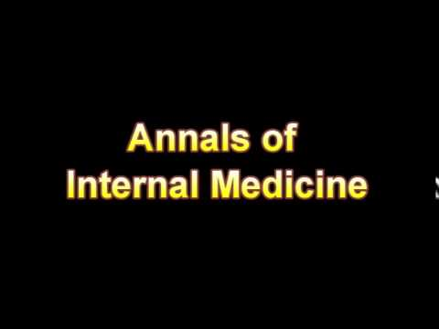 What Is The Definition Of Annals of Internal Medicine Medical Dictionary Free Online