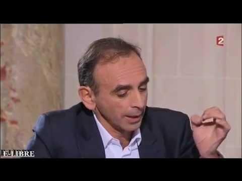 Interview De Eric Zemmour (je vais finir en asile psychiatrique bientôt)