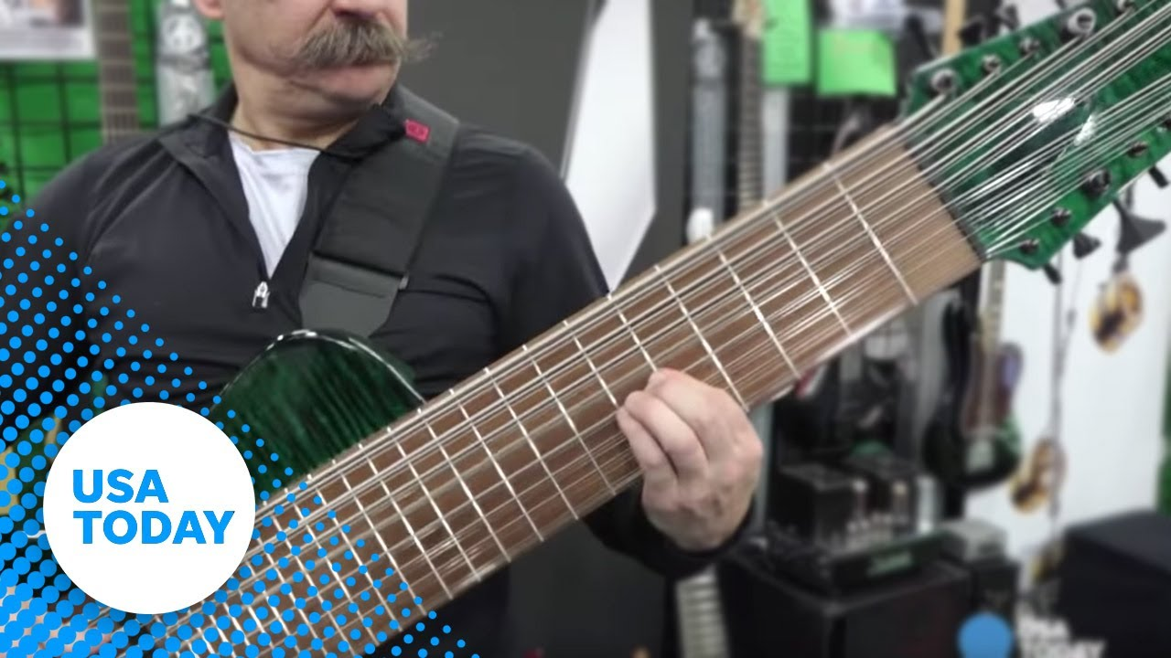 The most expensive guitar in the world: an overview