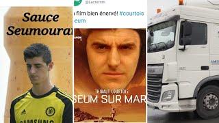 Quand twitter se moque du Seum belge et de Courtois!! Top tweet sur le seum