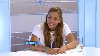 04/06/2016 - Diálogo Con...  Rafaela Requensens - Francisco Garcés  - Dra. Lerida Padrón
