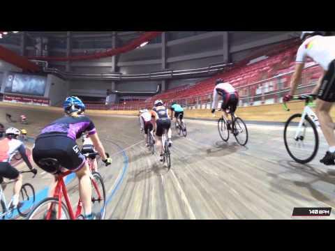 Bahnrad Training Ferry Dusika Stadion