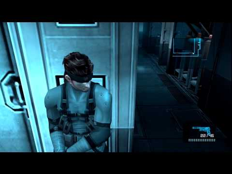 Metal Gear Solid 2: Sons of Liberty HD -...