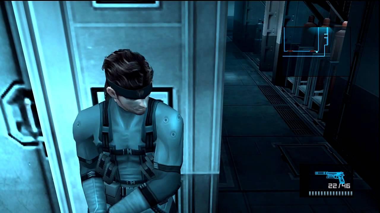 Resultado de imagem para Metal Gear Solid 2: Sons of Liberty