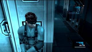 Metal Gear Solid 2: Sons of Liberty HD - Gameplay - Part 1 (w/Commentary) PS3
